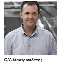 CV Θανάσης Μαστρογιάννης