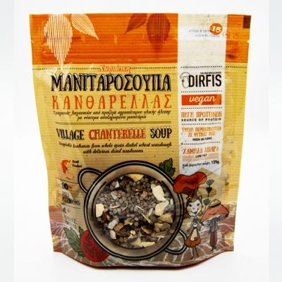 Χωριάτικη Μανιταρόσουπα Κανθαρέλλας 135g