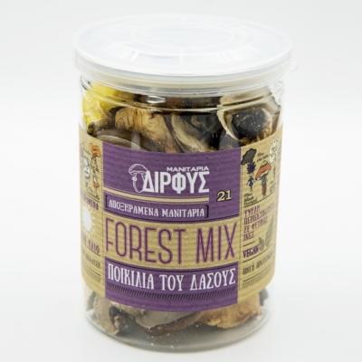Ποικιλία Δάσους αποξηραμένα μανιτάρια 30g